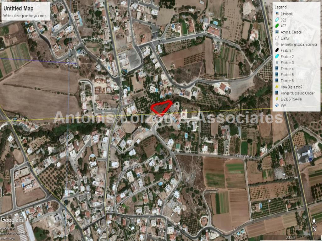 Land/Ruins for sale in Emba