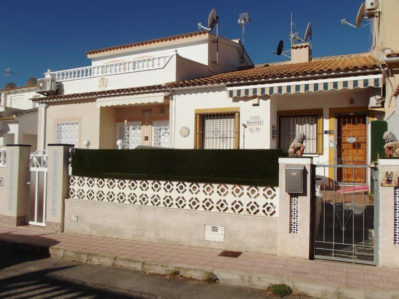 Bungalow for sale in Orihuela