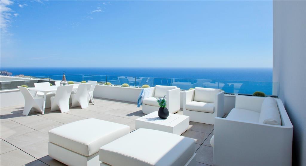 Penthouse for sale in Cumbre del Sol