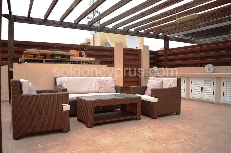 Penthouse for sale in Kiti