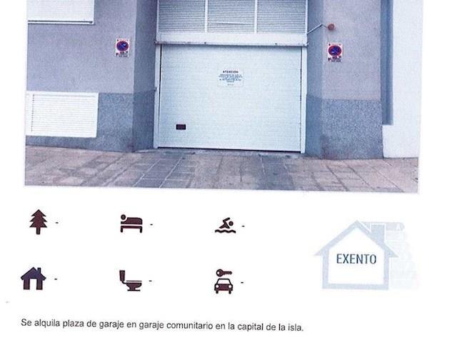 Garage for sale in Puerto del Rosario