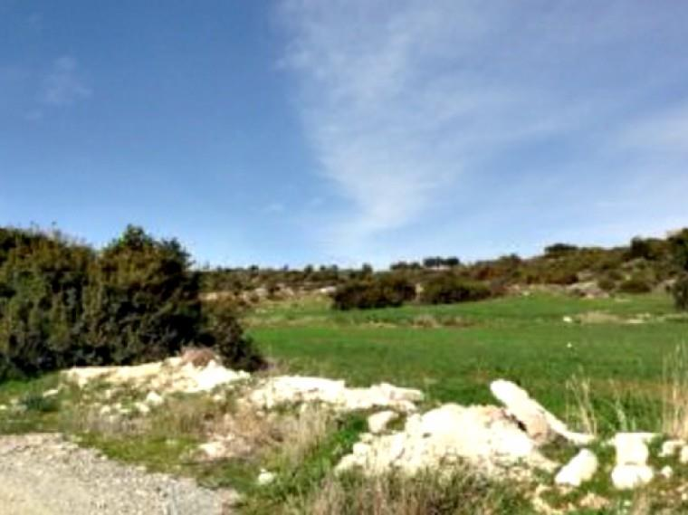 Land/Ruins for sale in Ypsonas