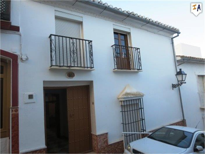 Townhouse for sale in Teba