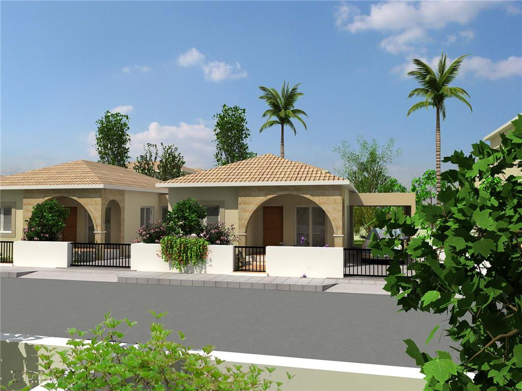 Bungalow for sale in Larnaca