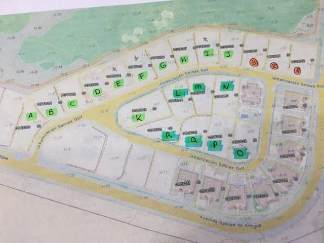 Land/Ruins for sale in Antigua