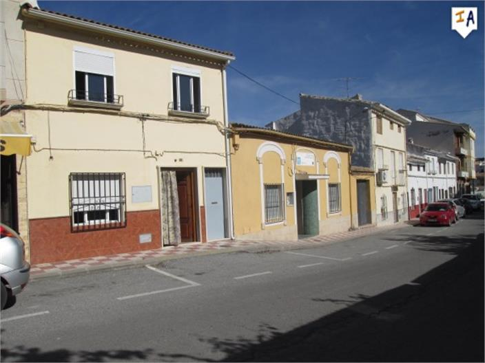 Townhouse for sale in Castillo de Locubin