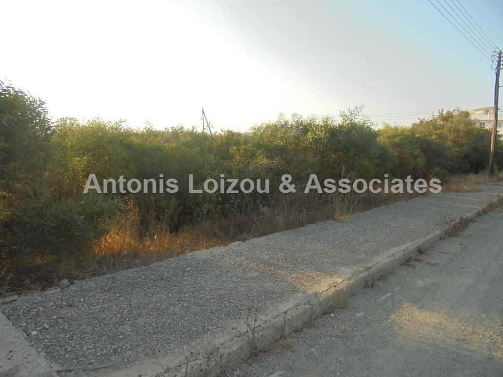 Land/Ruins for sale in Paralimni