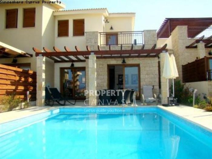 Townhouse for sale in Kouklia
