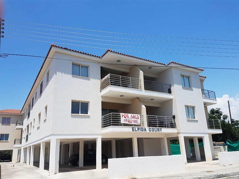 Apartment/Flat for sale in Kato Polemidhia