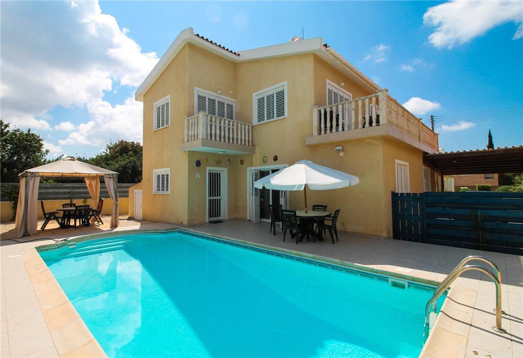 House/Villa for sale in Kissonerga