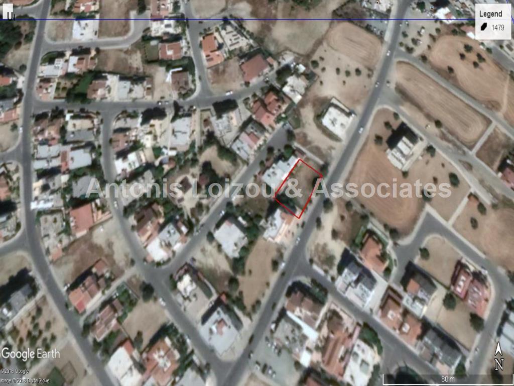 Land/Ruins for sale in Latsia