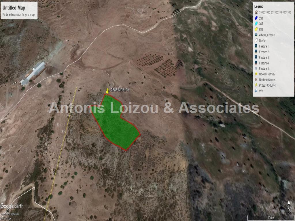 Land/Ruins for sale in Marathounda