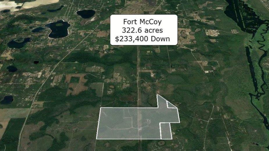 Apartment/Flat for sale in Fort McCoy