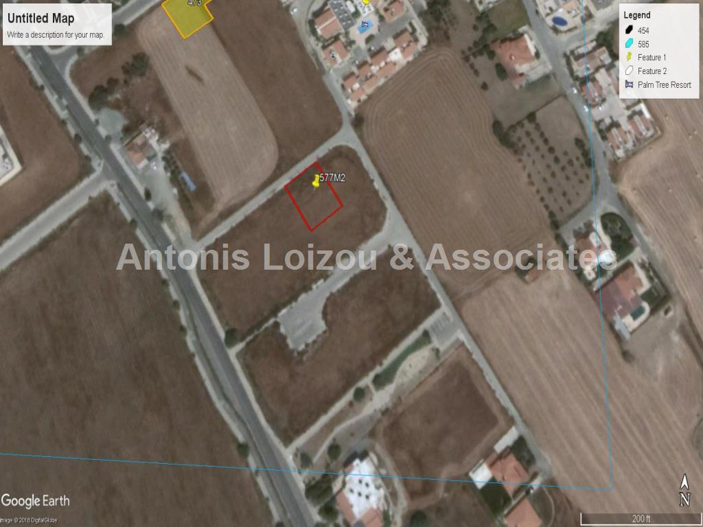 Land/Ruins for sale in Pervolia