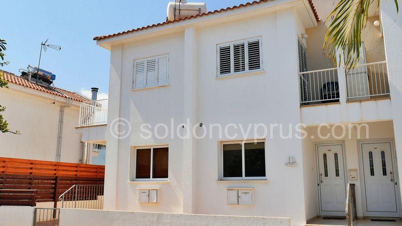 Townhouse for sale in Protaras