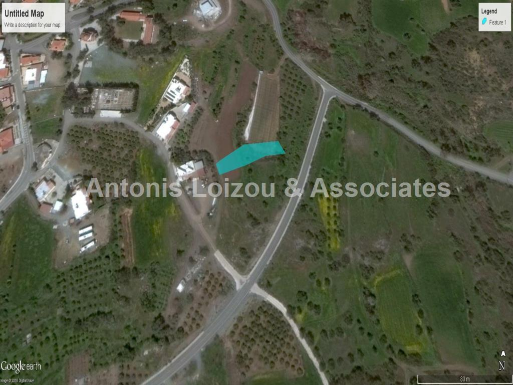 Land/Ruins for sale in Eptagonia