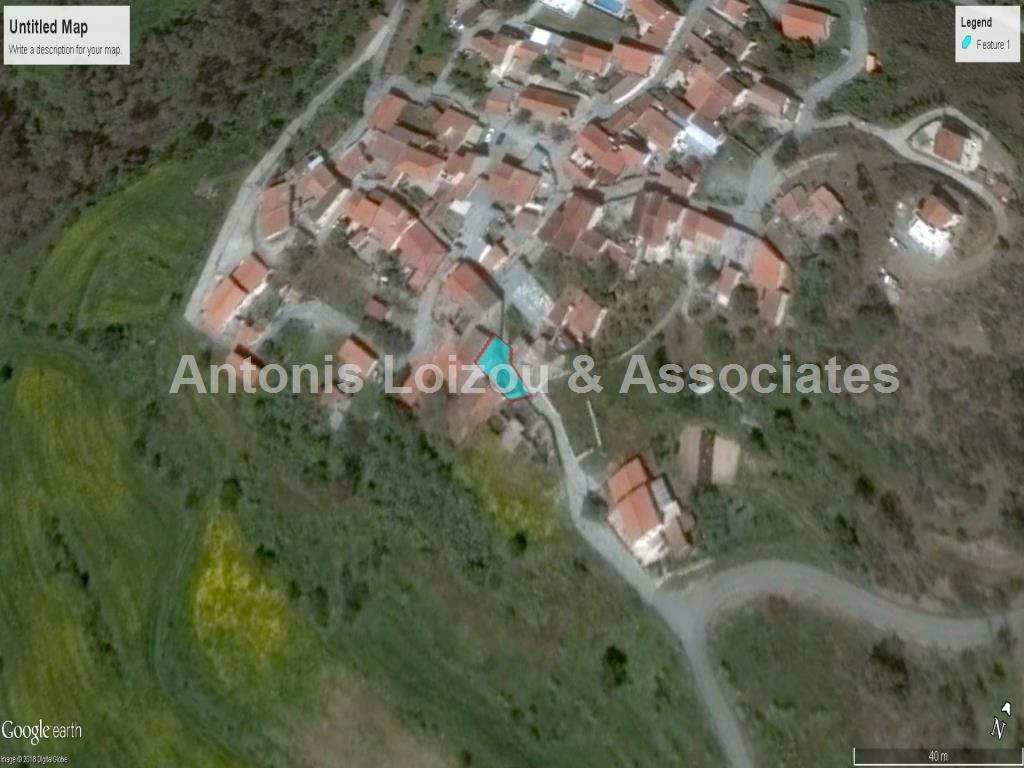 Land/Ruins for sale in Akapnou