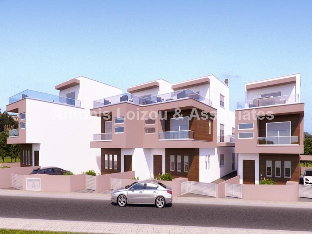 Townhouse for sale in Limassol