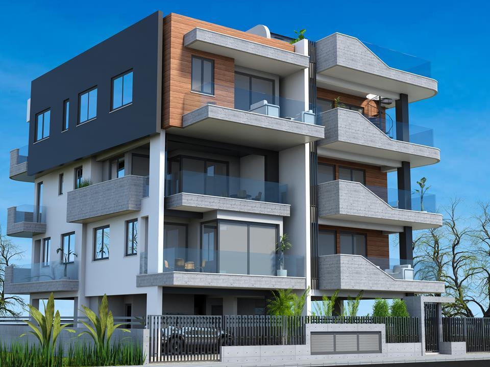 Apartment/Flat for sale in Kioneli