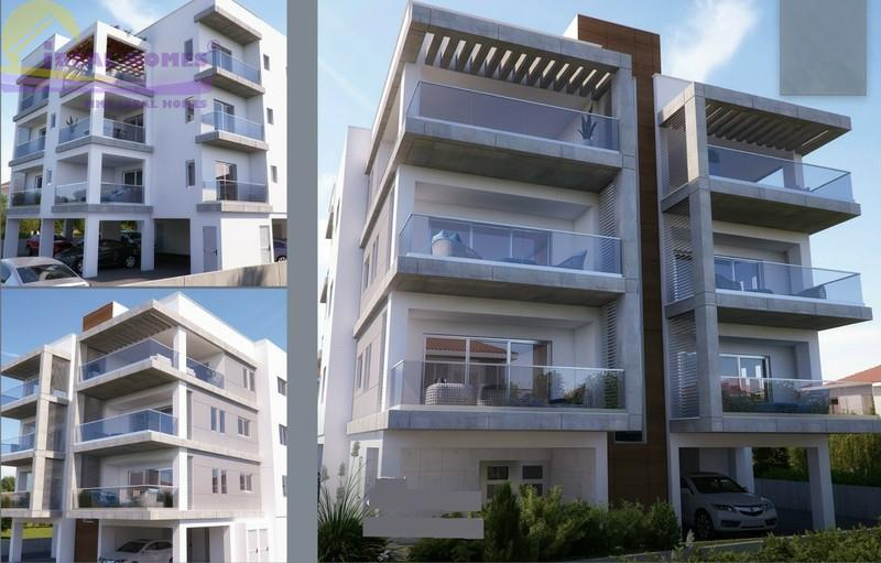 Apartment/Flat for sale in Ypsonas