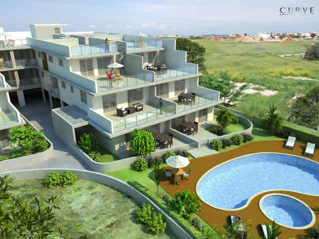 Apartment/Flat for sale in Dherinia