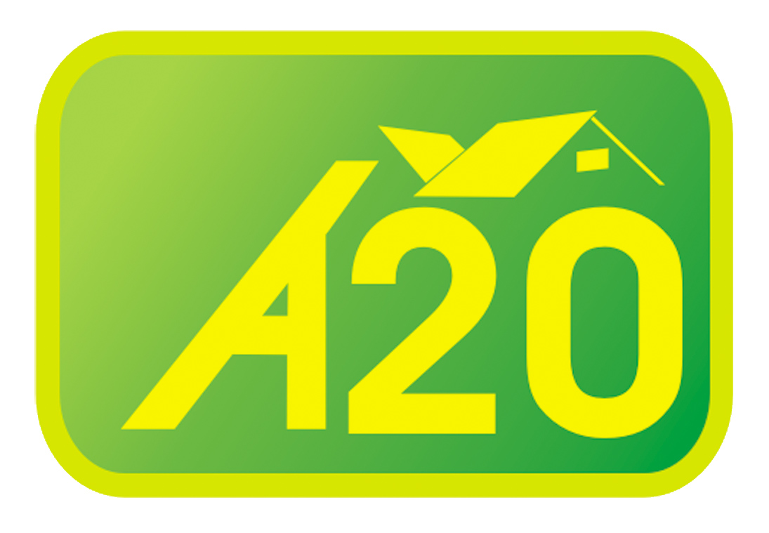 A20 Real Estate Logo