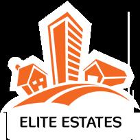 Elite Estates Real Estate Broker Logo