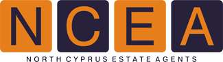 NCEA North Cyprus Estate Agents Logo