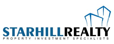 Starhill Realty Ltd, Intl Logo